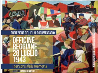 Officine Reggiane Film documentario