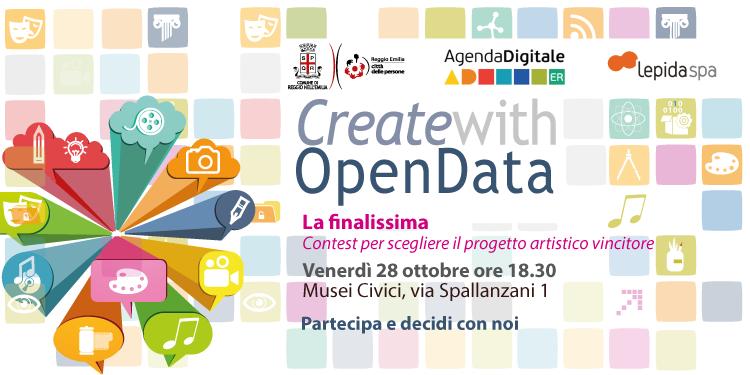 """""""Create with Open Data"""": il Teatro dell'Orsa vince il concorso"""