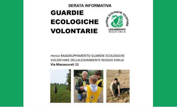 Corso guardie ecologiche volontarie