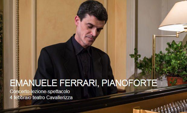 2017_I Teatri - Emanuele Ferrari, pianoforte