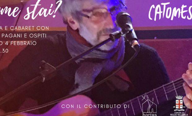 2017_Come stai - Musica e cabaret con Felice Pagani