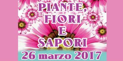 Piante fiori e sapori