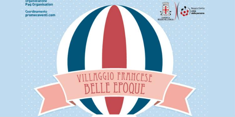 Villaggio francese belle epoque