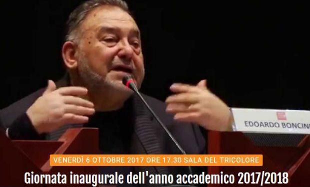La vita della menteLezione magistrale di Edoardo Boncinelli