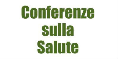 Conferenze sulla salute