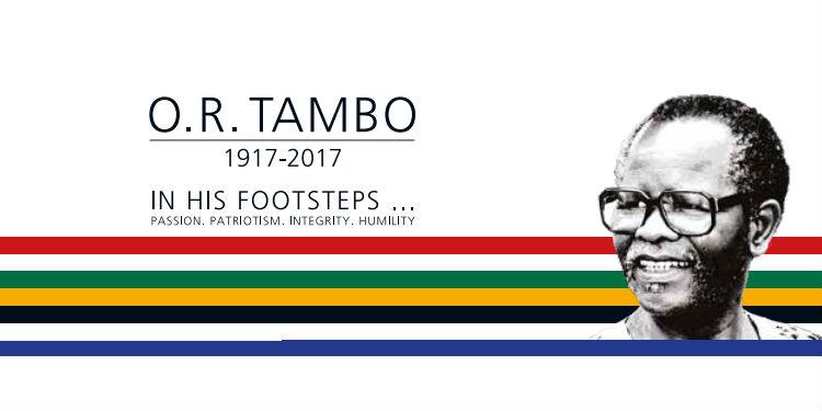 Centenario Oliver Tambo