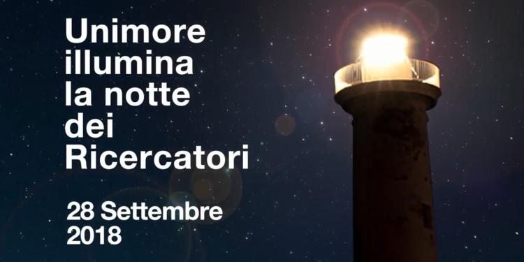 Calendario Unimore.Notte Europea Dei Ricercatori Eventi